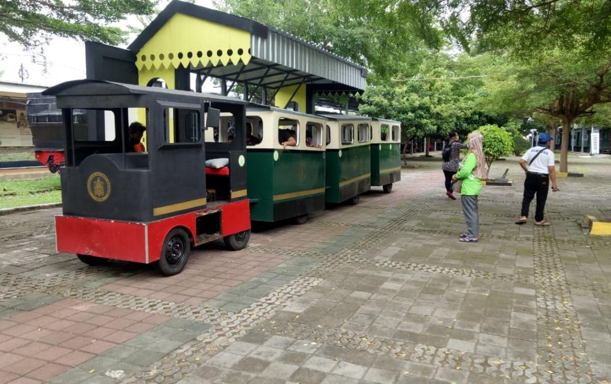 Museum Kereta Api Ambarawa Dibuka Kembali