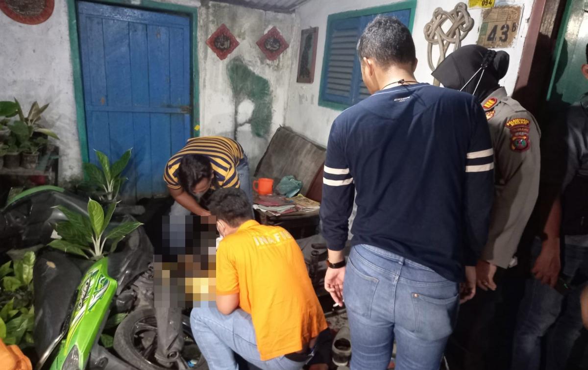 Sadis, Pembunuhan Berdarah Terjadi di Medan Barat Tadi Malam