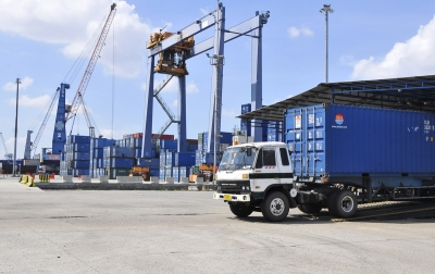 Volume Barang Domestik di Pelabuhan Belawan Naik 77.35 Persen