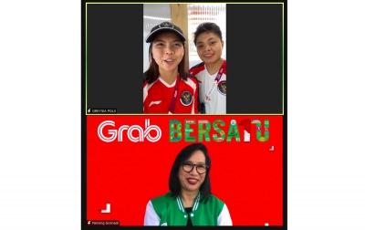Apresiasi Grab Indonesia, Rp 1 Miliar untuk Greysia dan Apriyani