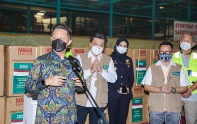 Bantu Selamatkan Pasien Covid-19, Tanoto Foundation Donasikan 3.000 Unit Oxygen Concentrator