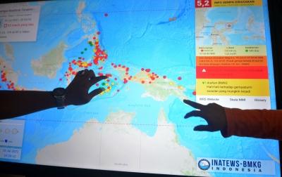 BMKG Ajak Parpol Edukasi Masyarakat Tentang Mitigasi Bencana