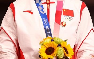 Kenakan Lencana Mao Zedong, Atlet China Dapat Peringatan