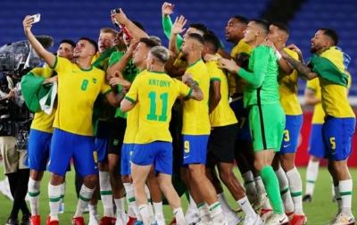 Kalahkan Spanyol, Brasil Pertahankan Emas Olimpiade