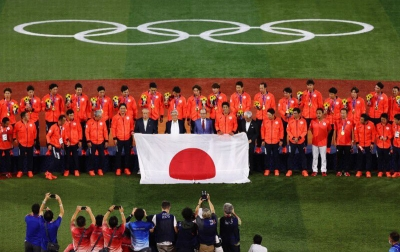 Jepang Akhiri Olimpiade dengan Rekor Perolehan Emas