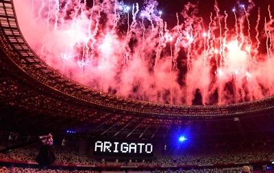 Foto: Sayonara Olimpiade Tokyo 2020