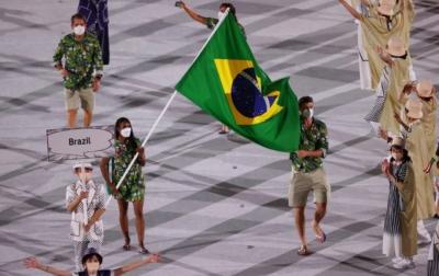 Brazil Ukir Sejarah Baru di Olimpiade