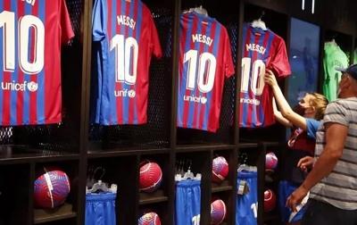 Jersey Nomor 10 Milik Messi Akan Dikembalikan