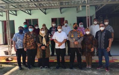 Bupati Batubara Terima Kunjungan Direktur RSU Haji Medan