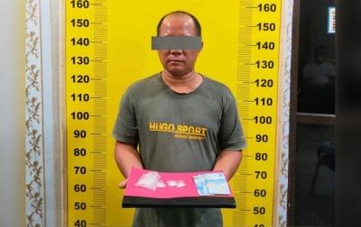 Edarkan Sabu, Warga Tanjungbalai Ditangkap Polres Asahan