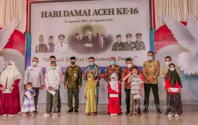 16 Tahun Damai, Aceh Alami Banyak Kemajuan