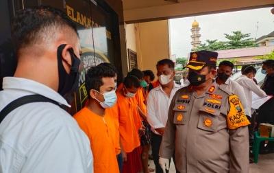 Polisi Lumpuhkan Spesialis Curanmor di Masjid