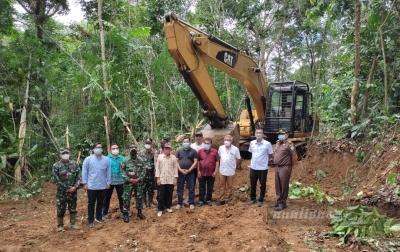 Perkebunan Nusantara III Tertibkan 11.95 Hektar Lahan