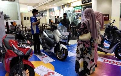 Pameran Yamaha MAXI Series Kunjungi Binjai dan Kisaran