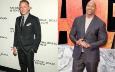 Daniel Craig Bintang Film dengan Bayaran Tertinggi di Dunia