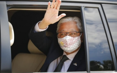 Ismail Sabri Yaakop Ditunjuk Sebagai PM Malaysia