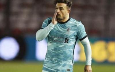 Lyon dan Liverpool Capai Kesepakatan Terkait Kepindahan Shaqiri