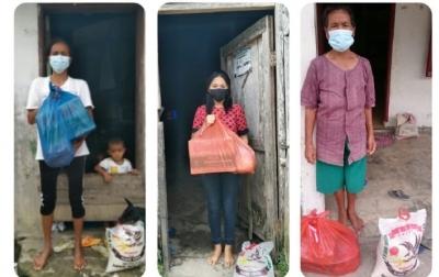 Komunitas Siantar Peduli Isoman Hadir di Tengah Pandemi Covid-19