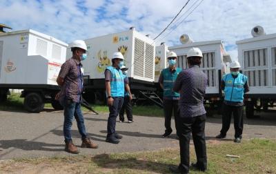 PLN Perkuat Keandalan 3 Sistem Kelistrikan untuk Sukseskan PON XX Papua