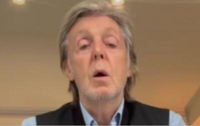 Paul McCartney Bagikan Lirik Lagu yang Belum Pernah Direkam