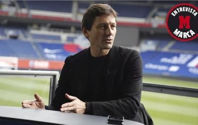 Leonardo: Cara Real Madrid Dekati Mbappe Tidak Sopan