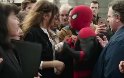 Trailer 'Spider-Man: No Way Home' Kalahkan Rekor 'Avangers: Endgame'