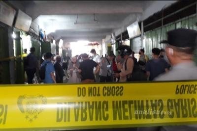 Perampok Bersenjata Gondol 5 Kg Emas dari Pajak Simpang Limun