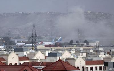 Gerbang Bandara Kabul Dibom, 60 Orang Dilaporkan Tewas