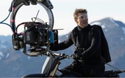 Tom Cruise Ungkap Aksi Paling Berbahaya di 'Mission: Imposible 7'