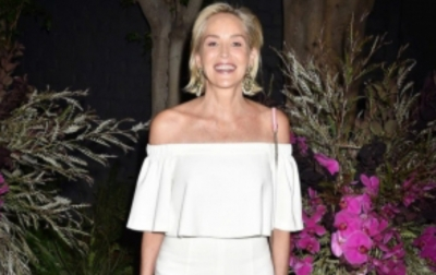 Sharon Stone Terima Penghargaan dari Festival Film Zurich
