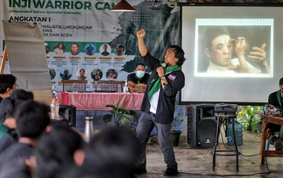 Fotografi Jurnalistik untuk Menangkal Foto Hoaks