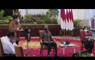 Prabowo Minta Jokowi Tak Hiraukan Suara yang Memperkeruh Keadaan