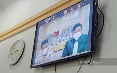 Muhammad Syahrial Dituntut 3 Tahun Penjara