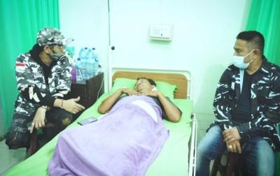 Fakar Suhartami Renovasi Rumah Korban Penembakan Toko Emas