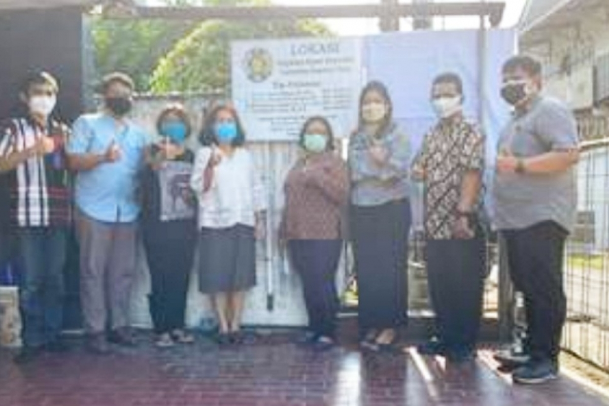Kembangkan Kapasitas Pengusaha Mikro di Medan