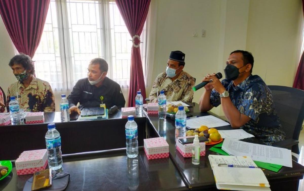 Penangkaran Badak Sumatera Seluas 7.302 Hektare Dibangun di Aceh Timur
