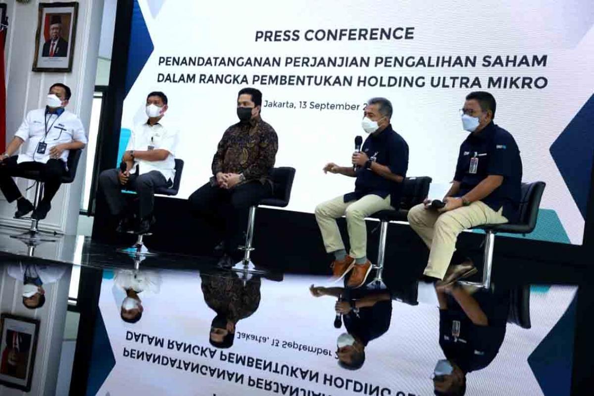 Aksi Korporasi Rights Issue BRI Untuk Hadirkan Ekosistem Ultra Mikro Terbesar di Indonesia