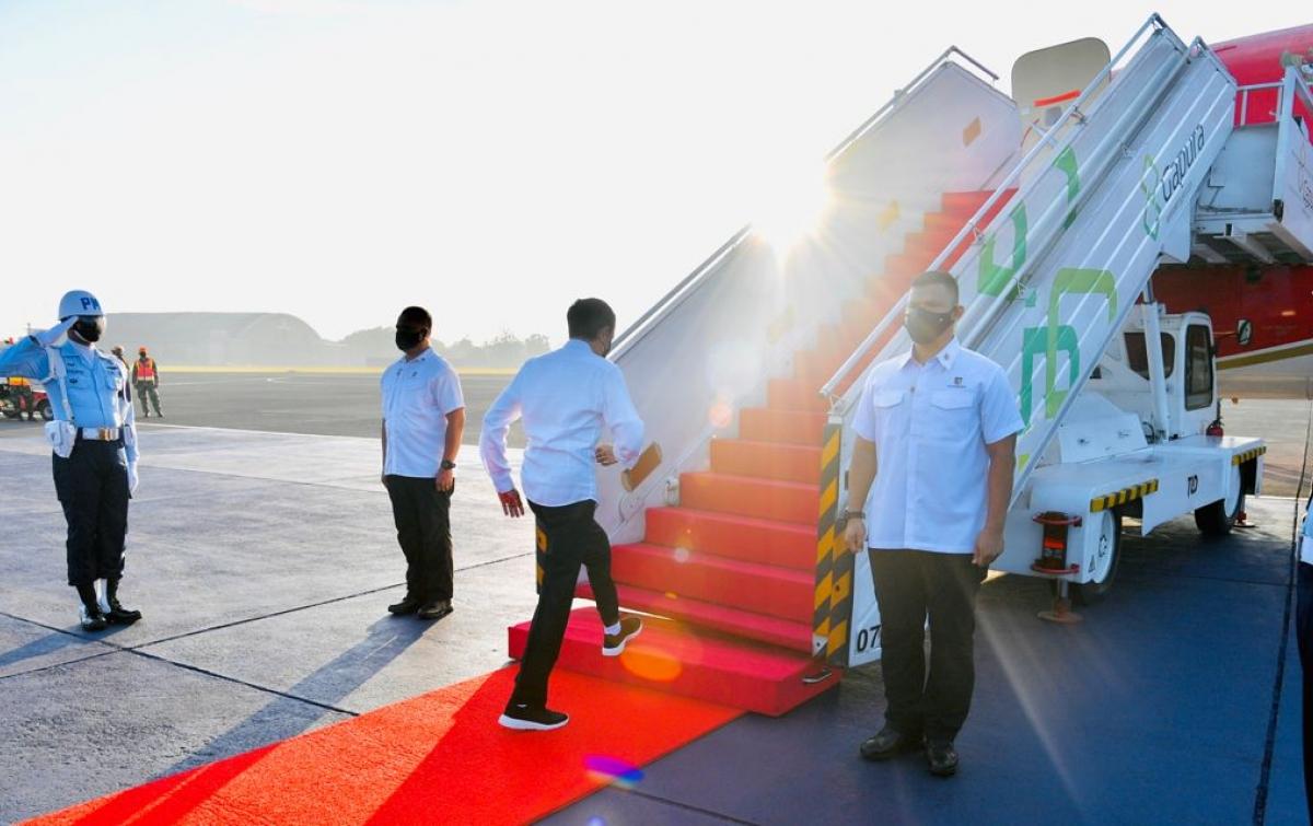 Kunjungan ke Aceh dan Sumut, Berikut Agenda Presiden Jokowi