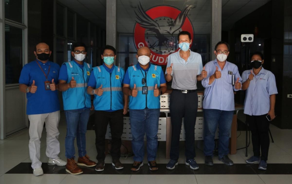 PLN UIW Sumut Dukung Kebutuhan Listrik PT Jui Shin Indonesia