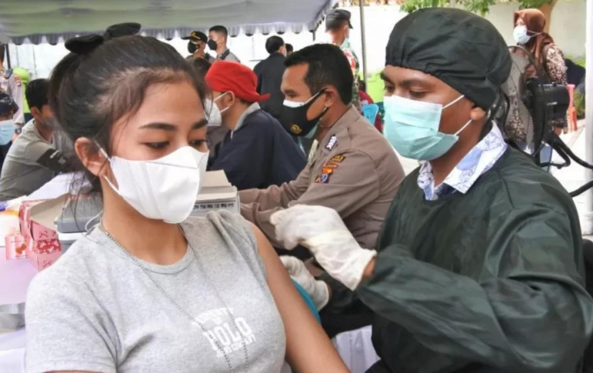 118 Juta Dosis Vaksin Covid-19 Sudah Disuntikkan
