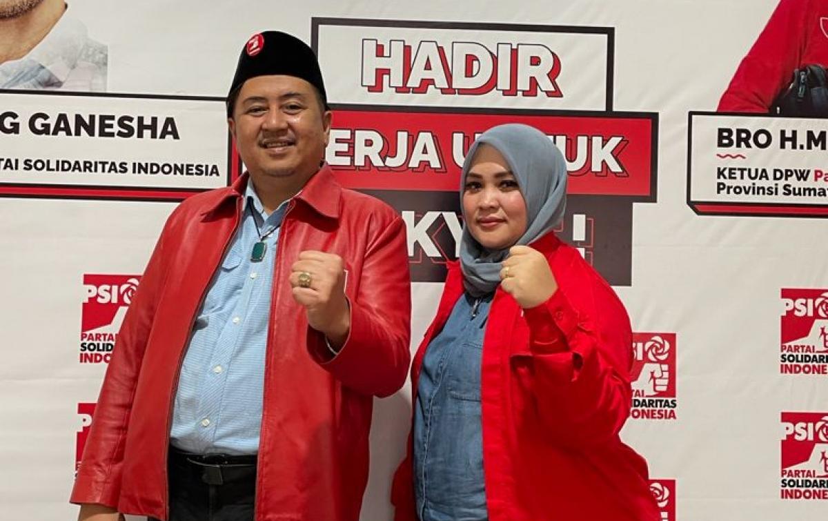 Mantan Kader PDIP Jabat Ketua DPD PSI Labusel