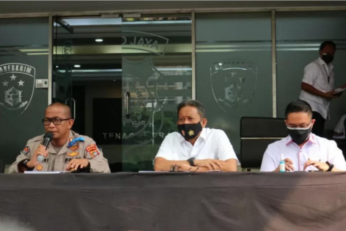 Tiga Orang Jadi Tersangka Kebakaran Lapas Tangerang
