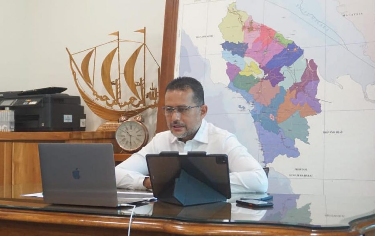 Wagub Musa Rajekshah Minta Bank Sumut Bekerja Profesional
