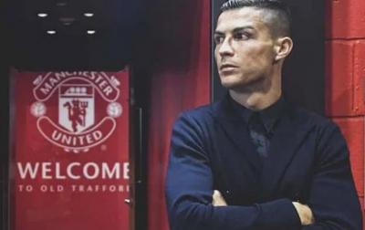 Sosok yang Membuat Ronaldo Kembali ke Manchester United