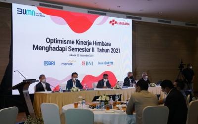 Himbara Komitmen Jadi Mitra Strategis Pemerintah untuk Percepatan PEN