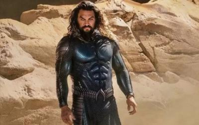 Jason Mamoa Ungkap Kostum Aquaman