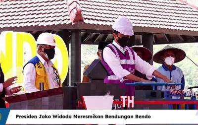 Jokowi: 17 Bendungan Bakal Selesai pada 2021