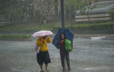 Seluruh Wilayah Berpotensi Diguyur Hujan Ringan