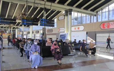 Bandara Soekarno-Hatta Buka Sentra Vaksinasi