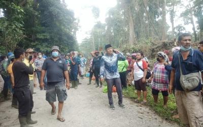 Ashari Tambunan Diminta Tuntaskan Konflik Dua Desa